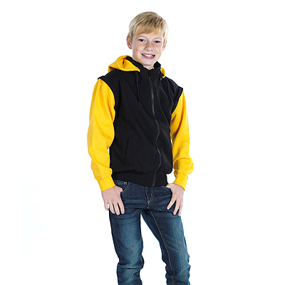 Kids Hooded Jacket 3in1